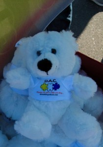 autism speaks bear