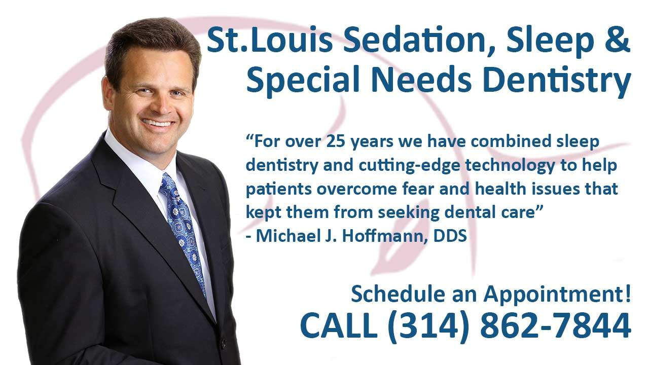 St. Louis Sedation Dentist
