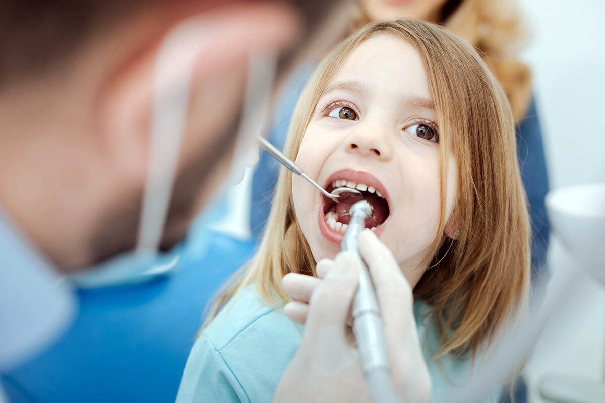 St Louis Pediatric Dentist