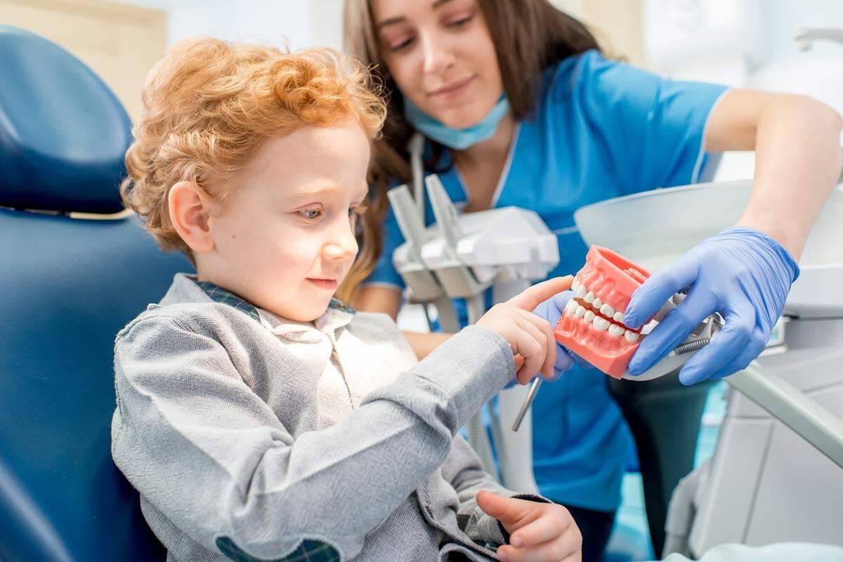 Pediatric Dental Sedation