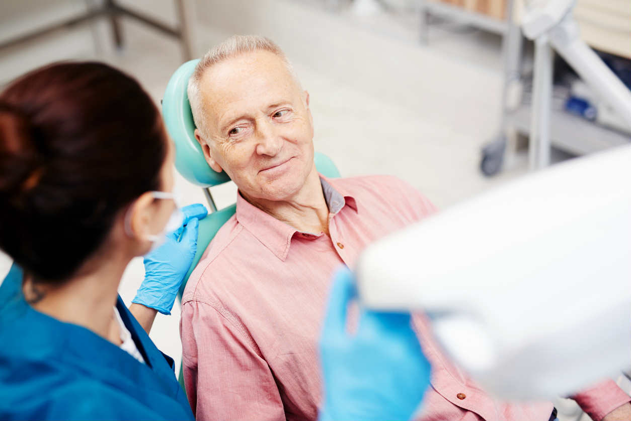 sedation dentistry involuntary movement disorders