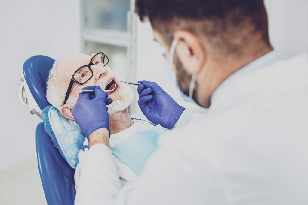 Dental Sedation for Elderly St Louis